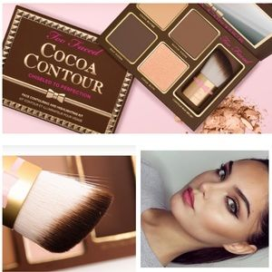 Too Faced Cocoa Contour: Chiseled To Perfection